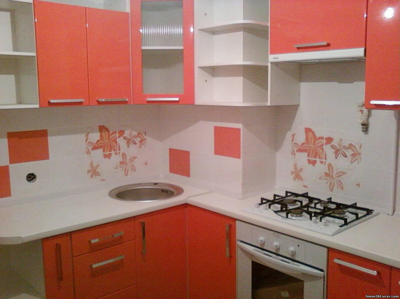 Кухни дизайн девятиэтажка